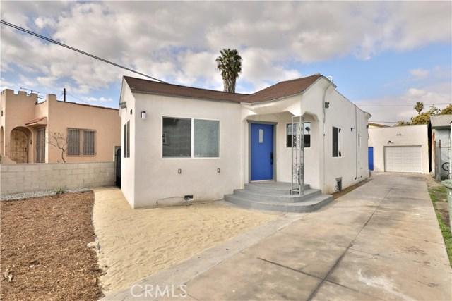443 W 84th Street, Los Angeles, CA 90003