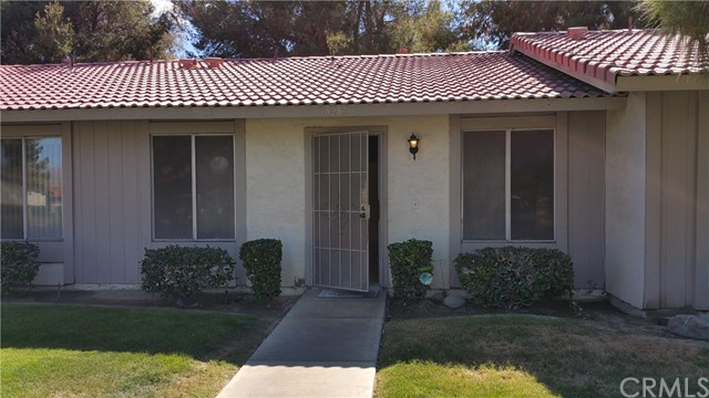 Great condo unit in close proximity to the Empire Polo Club, Coachella and Stagecoach Music Festivals, with 2 bedroom 1 bath single level inside guard gated community of Indian Palms Country Club, easy access to common laundry room and community pool, tile floors throughout, sliding glass door in 1 bedroom opening out to the rear patio and lawn area.
