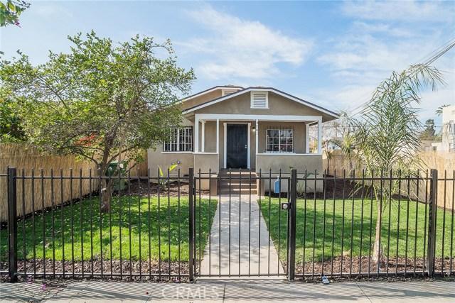 5701 2nd Avenue, Los Angeles, CA 90043