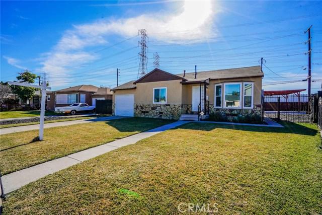1521 S Dwight Avenue, Compton, CA 90220