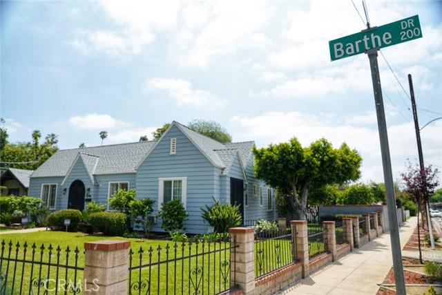 276 Barthe Dr, Pasadena, CA 91103 Photo 2