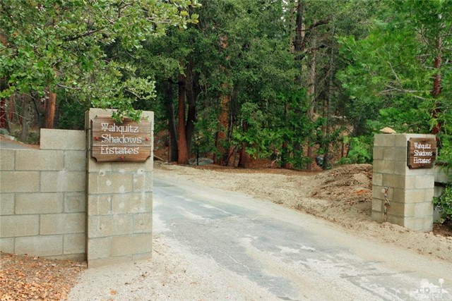 0 Forest Haven, Idyllwild, CA 92549