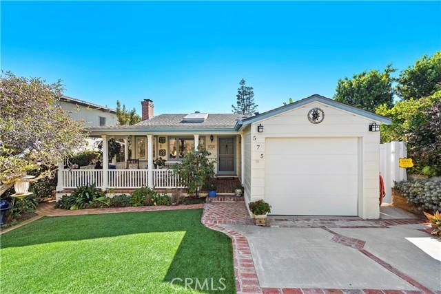 575 Blumont Street Laguna Beach, CA 92651