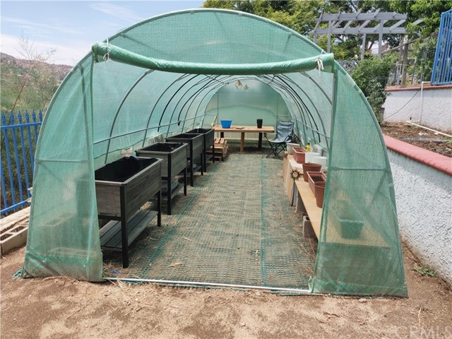 Greenhouse ready for planting season