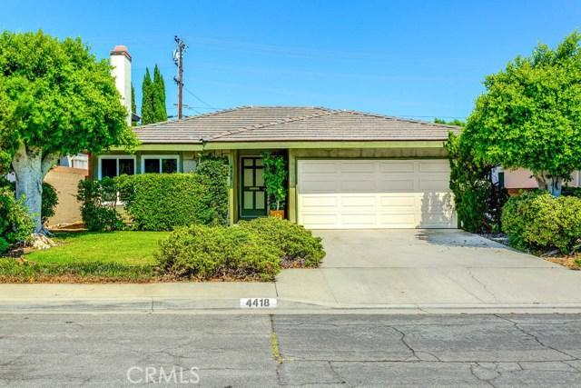 4418 Rockhold Avenue, Rosemead, CA 91770