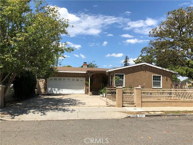 324 N Linwood Avenue, Santa Ana, CA 92701