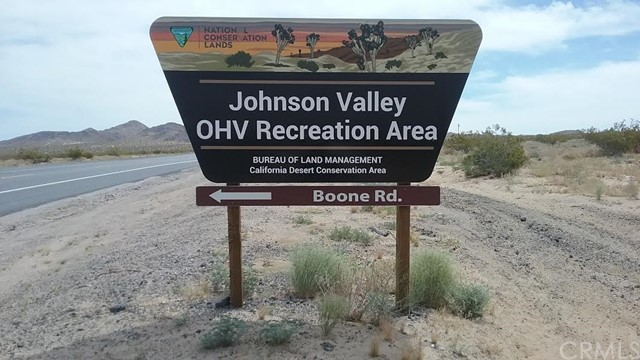 0 Quailbush Road, Johnson Valley, CA 92285
