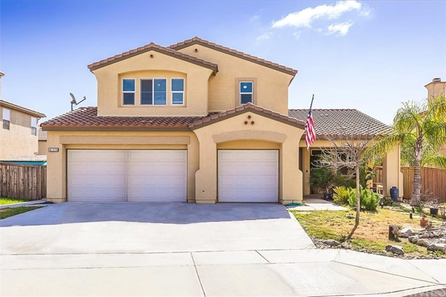633 Hyacinth Road, San Jacinto, CA 92582
