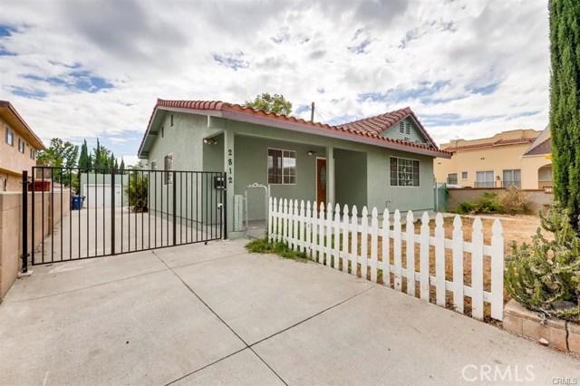 2812 Birch Street, Alhambra, CA 91801