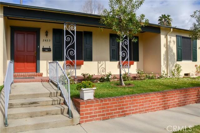 2433 Garfias Drive, Pasadena, CA 91104