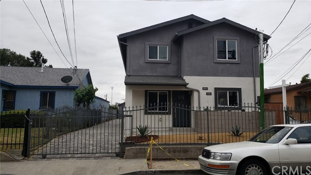 628 W 87th Street, Los Angeles, CA 90044