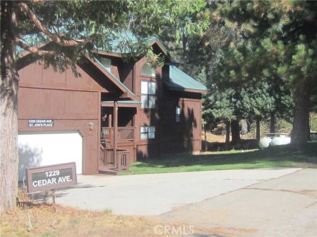 1229 Cedar Av, Fish Camp, CA 93623 Photo