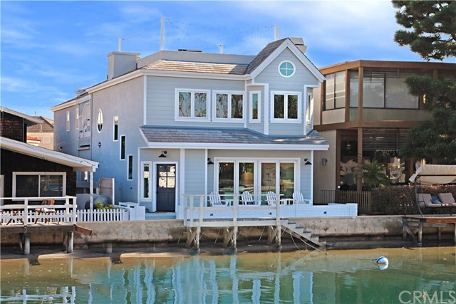 320 Grand Canal | Balboa Island - Little Island (BALL) | Newport Beach CA