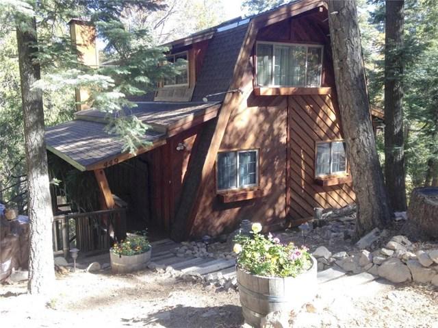 449 Violet Drive, Twin Peaks, CA 92391