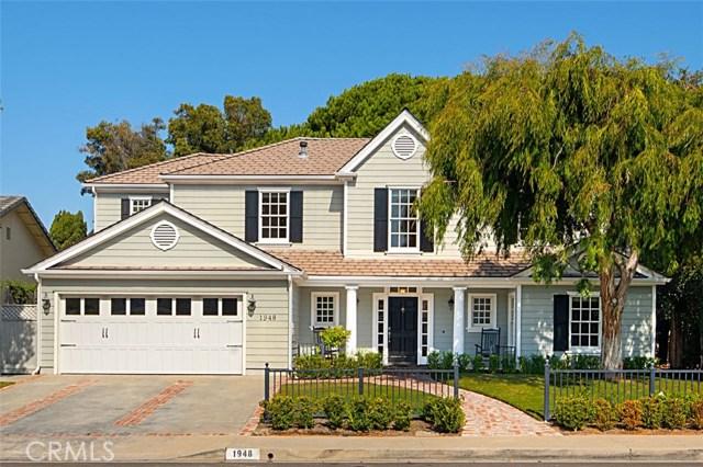 1948 Port Seabourne Way, Newport Beach, CA 92660