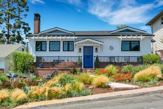 470 Hawthorne Road, Laguna Beach, CA 92651