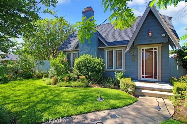 803 E Walnut Avenue 92867 - One of Orange Homes for Sale