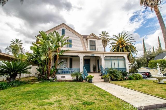 502 Cajon Street, Redlands, CA 92373