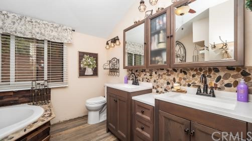 New Bathroom cabinetry