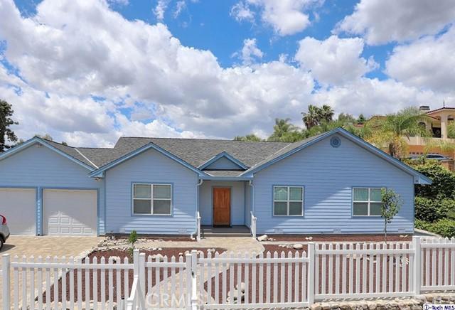 9949 Terhune Avenue, Shadow Hills, CA 91040