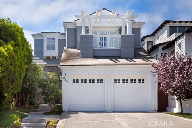 872 9th Street, Manhattan Beach, California 90266, 5 Bedrooms Bedrooms, ,3 BathroomsBathrooms,For Sale,9th,SB20125814