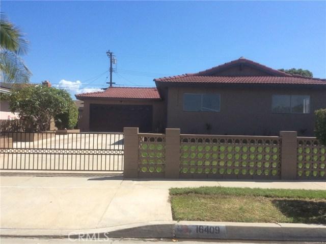 16409 Hayland Street, La Puente, CA 91744