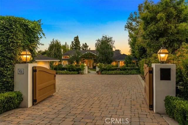 6 Oak Knoll Terrace, Pasadena, CA 91106