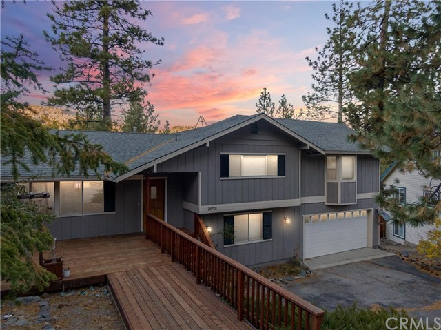 26705 Raven Road, Wrightwood, CA 93563