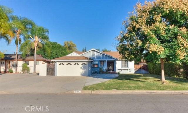 744 N Broadmoor Ave, West Covina, CA 91790