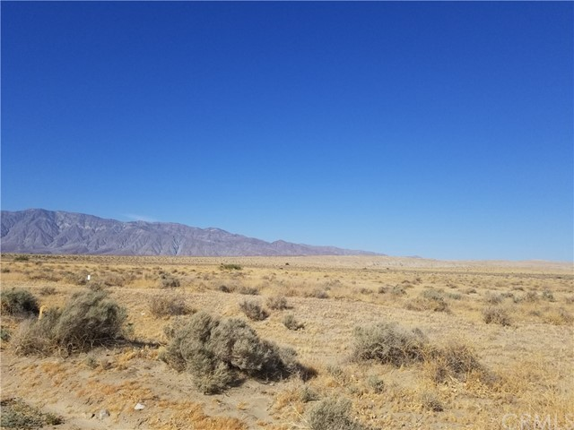 0 Peg Leg Road, Borrego Springs, CA 92004