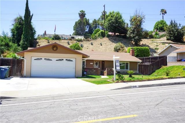 249 Banbridge Avenue, La Puente, CA 91744