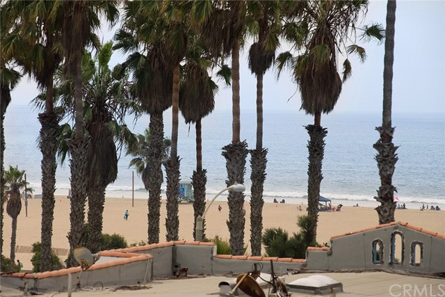 AWESOME OCEAN VIEWS FROM THE ROOF TOP DECK AND OUTDOOR KITCHEN! JUST STEPS FROM THE BEACH!! This 1950 square-foot unit has 3 bedroom, plus loft, 2 & 3/4 baths with private two car garage and sauna. This is the ideal gathering and entertainment home you have been looking for. The chef's kitchen features stainless steel appliances, marble counter tops and its own outdoor deck. The family room boasts 20 foot ceilings, a wall of windows and an updated bathroom. The third floor loft is ideal for and office and / or playroom and also has its own deck. The master bedroom has a walk-in closet with an amazing en-suite bathroom, complete with double sinks. The remaining two bedrooms have plenty of closet space and share a full bathroom. This is a one-of-a-kind home, in a small four unit community, is located within walking distance to Main Street, local shopping, restaurants, playgrounds, a dog park, and all the excitement Santa Monica offers. Live, Work, Play! This one of a kind unit won't last long. This property is also available for lease at $8,500 per month.
