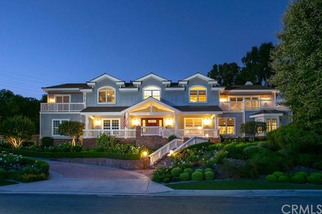 19041  Cerro Villa Drive 92861 - One of Most Expensive Homes for Sale