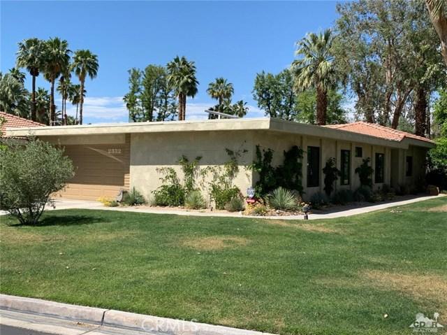 2332 Oakcrest Dr, Palm Springs, CA 92264