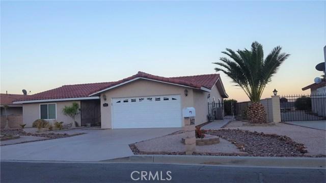 8471 Warwick Drive, Desert Hot Springs, CA 92240