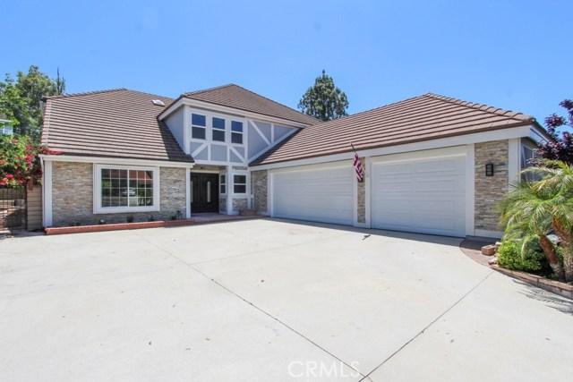342 S Silverbrook Drive, Anaheim Hills, California