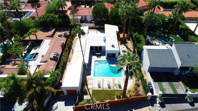 291 W Overlook Road, Palm Springs, CA 92264
