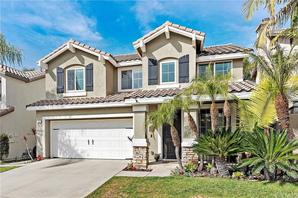 TO SAY YOU WILL FALL IN LOVE.... IS CRAZY! You will actually.... just LOSE YOUR MIND over this incredibly upgraded, picture perfect home that CANNOT be duplicated or forgotten! The amenity list is staggering! Exquisite open views, every inch is customised & upgraded - so where to start? AWESOME loc. & appeal frm the curb, then once you step thru the custom Alder front door-you will just be speechless! Rock walls, cstm beamed ceiling, wood plank flrs, moldings, shiplap, interesting wood & stone treatments + totally redone baths that are ...MAGICAL! insanely perfect kitchen, wrought iron stairs, barn drs, cstm vanities, dual shower heads, free standing claw foot tub, French Noir Tempered Glass, 8' slider, incredible & useful loft/bonus rm-PERFECT for the younger parts of the family, a small but perfect office, granite, glass, porcelain & cement tiles, stainless appl, nu recessed lighting & all fab. new fixtures, house fan, CAT 6 wiring, tankless H2O htr, nu paint, perfect back yrd is SO BEAUTIFUL & FUN, easy access to trails & Tijeras Creek, single loaded picture perfect st. w/gorgeous hills view, porch swing-it is all just quite, amazingly, stunningly PERFECT! The men will really be committed once they see this garage!  Perfect 4 the OC Lifestyle that we all want!  You know this Assoc. w/the Lake & all that goes with it is the best imaginable! All I can say is - You better get in there as quickly as possible.  A singular opportunity! EVERYTHING YOU DREAMED OF & MORE!