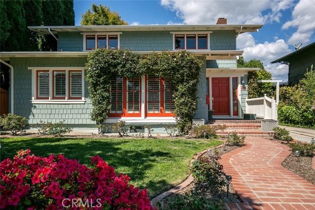 611 Alpine Street, Pasadena, CA 91106