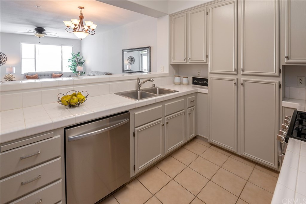 Wide Open Kitchen Includes the Chef into Conversation and Interaction w/Family and Friends