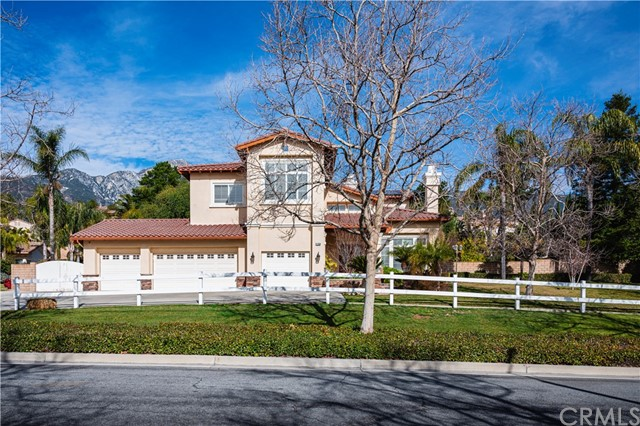 11160 Trails End Court, Rancho Cucamonga, CA 91737
