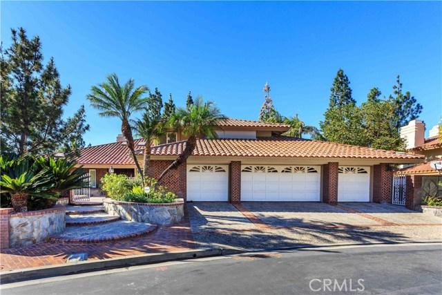 1025 S Via De Rosa, Anaheim Hills, CA 92807