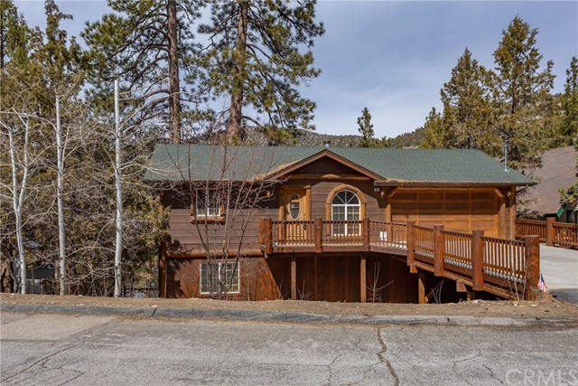 1059 Lookout Mountain Road, Big Bear, CA 92314