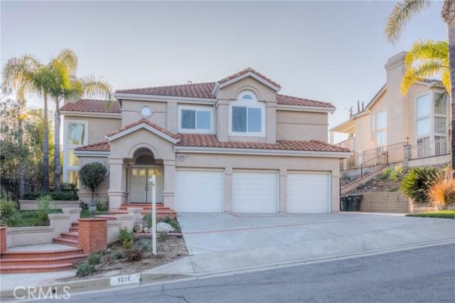 1611 Canyon Vista Road, Walnut, CA 91789