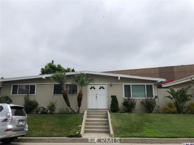 1319 Fairfield Street, Glendale, CA 91201