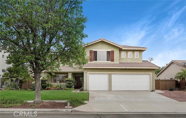 Photo of 641 Huntley Drive, Corona, CA 92882