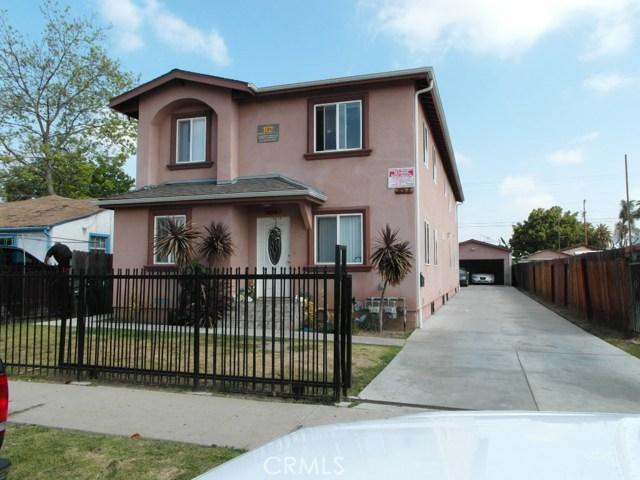 641 W 97th Street, Los Angeles, CA 90044