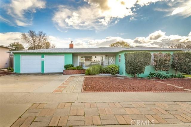 1283  San Carlos Drive, San Luis Obispo, California