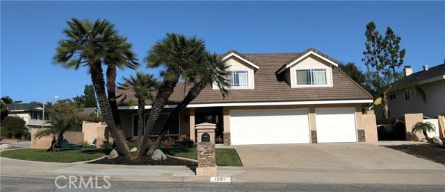 Photo of 1580 Berenice Drive, Brea, CA 92821