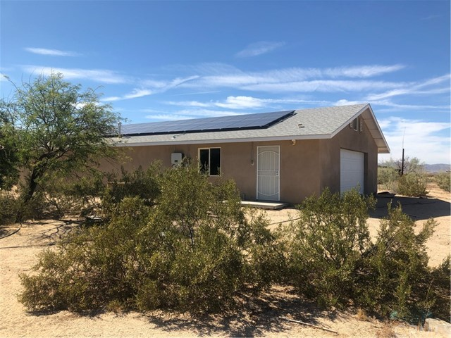 6175 Colaw Road, 29 Palms, CA 92277